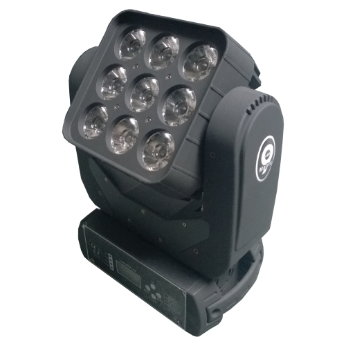 LED Matrix BEAM 9x 10 W RGBW
